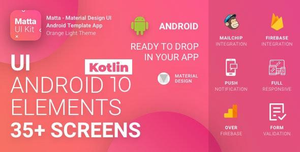 Billy | Ionic 6 / Angular 9 UI Theme / Template App | Multipurpose Starter App - 11