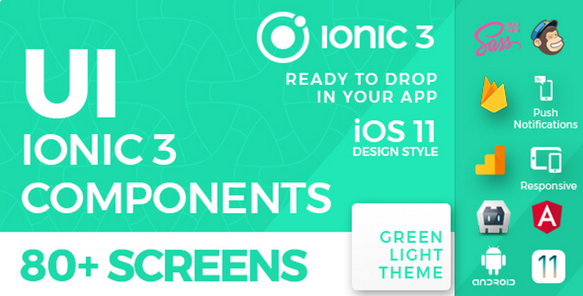Top 10 Ionic 3 Music-Related Templates   CSForm