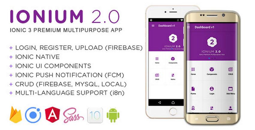 Top 10 Ionic 3 Education App Templates/Themes | CSForm