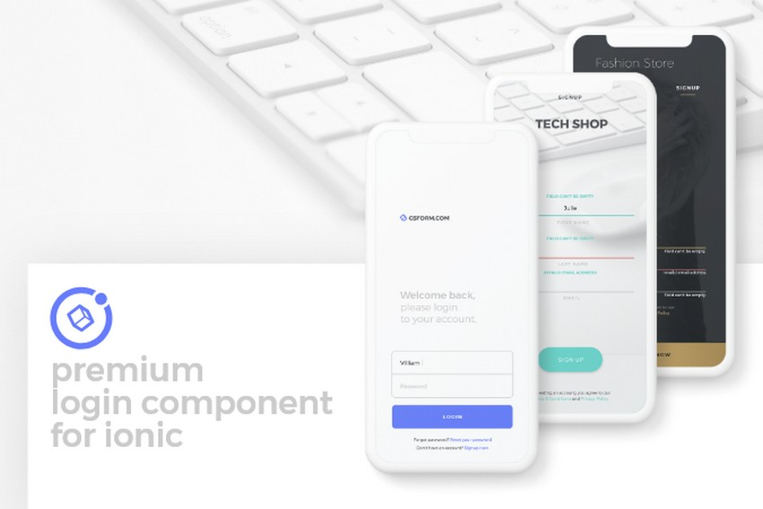 Top 12 App Login Screen Examples To Spark Your Inspiration