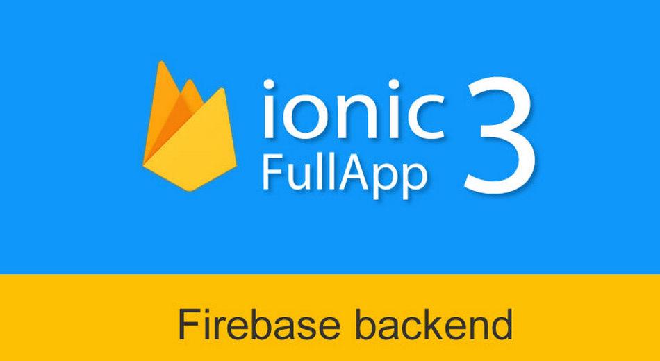 Top 12 Ionic Templates With Firebase Integration   CSForm