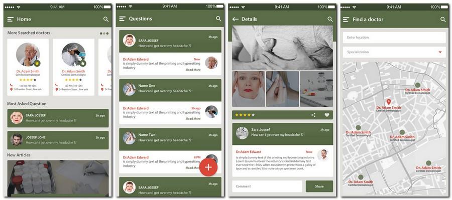 Ionic Responsive App Templates: Top 11 List | CSForm