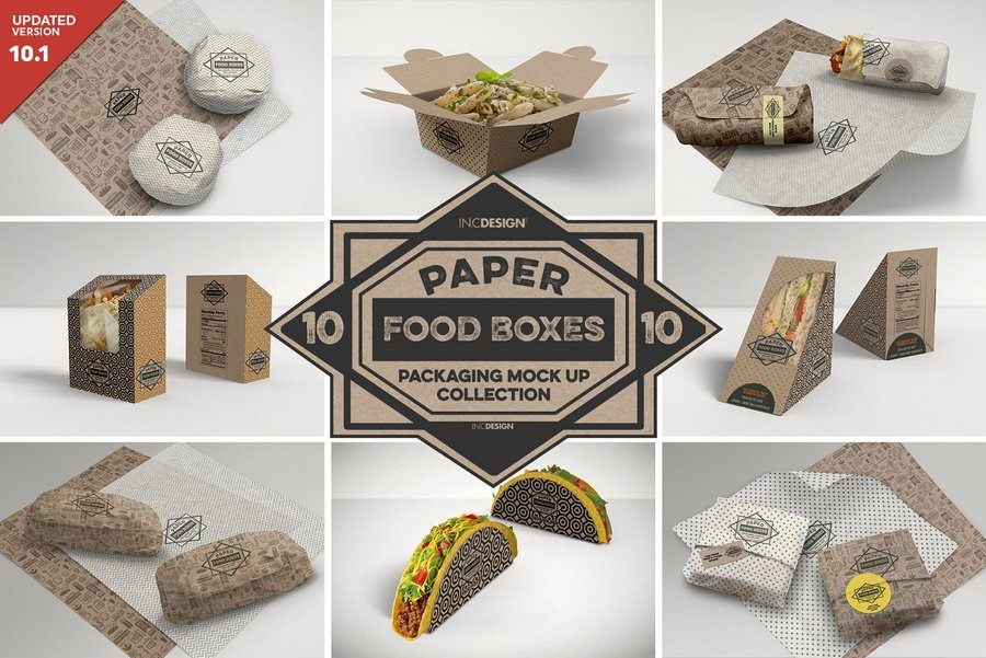 Food Packaging Mockups: Top 15 List | CSForm