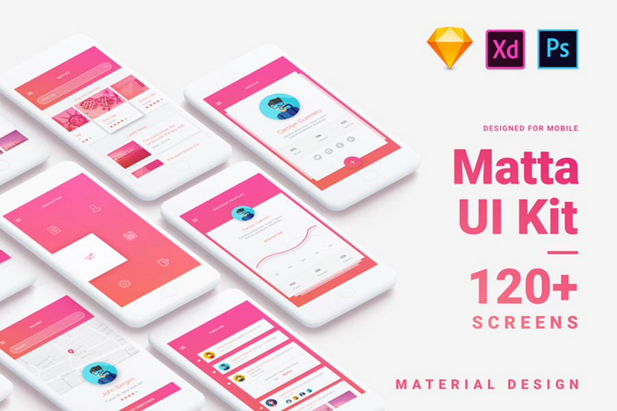 Education Mobile App UI Kits: Top 10 List | CSForm