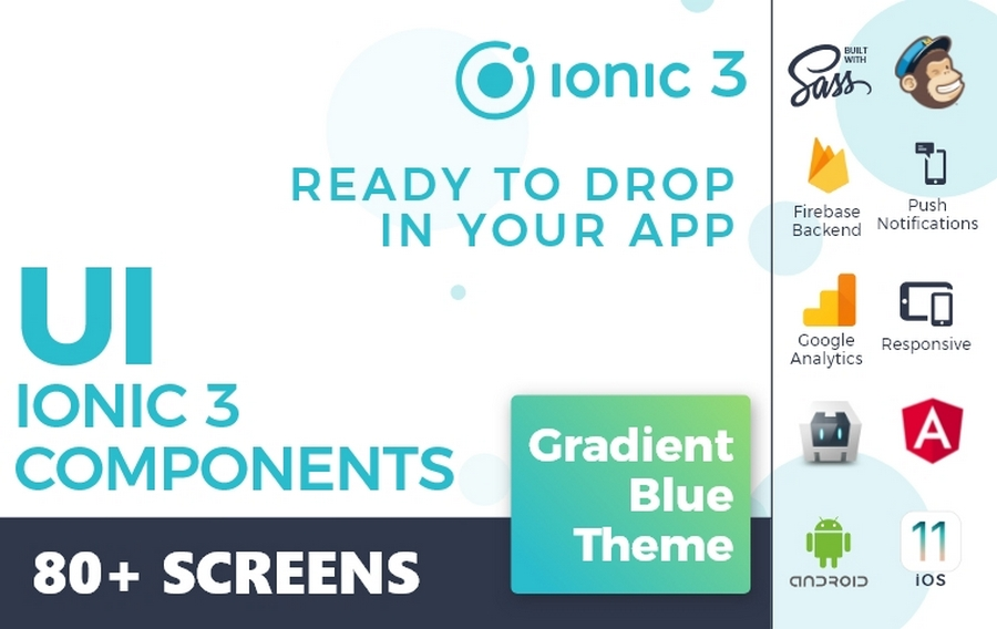 10 Most Beautiful Ionic 3 App Templates | CSForm