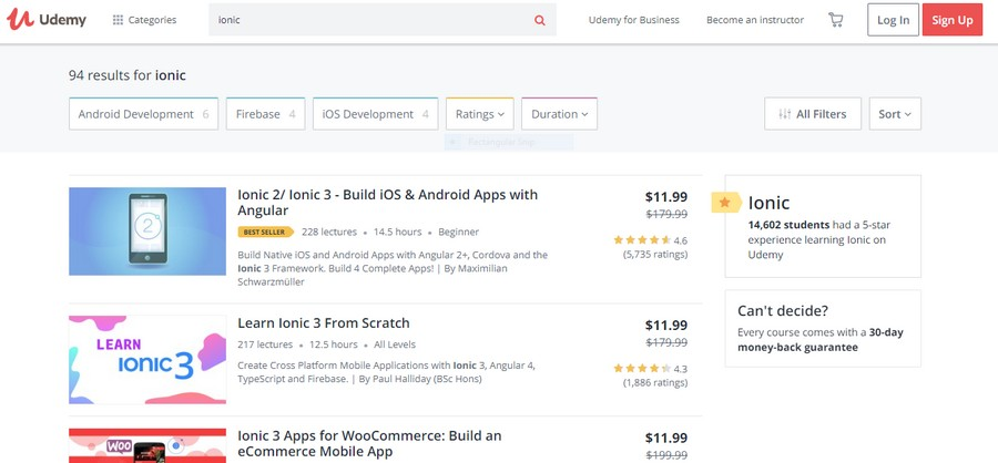 12 Priceless Resources for Ionic App Developers | CSForm