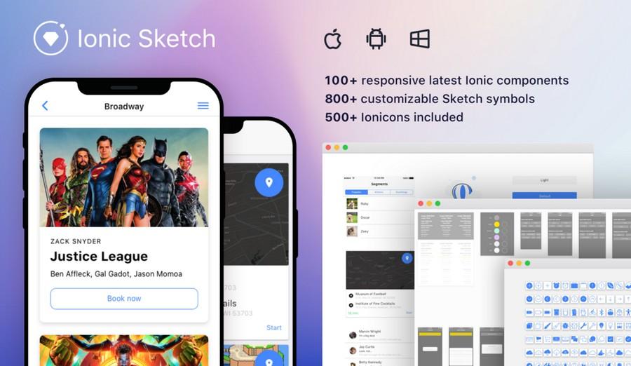 Ionic 4 App Templates: Free & Premium | CSForm
