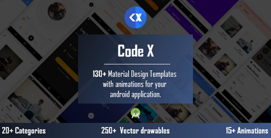 Android App Templates Worth Noticing In 2019 | CSForm