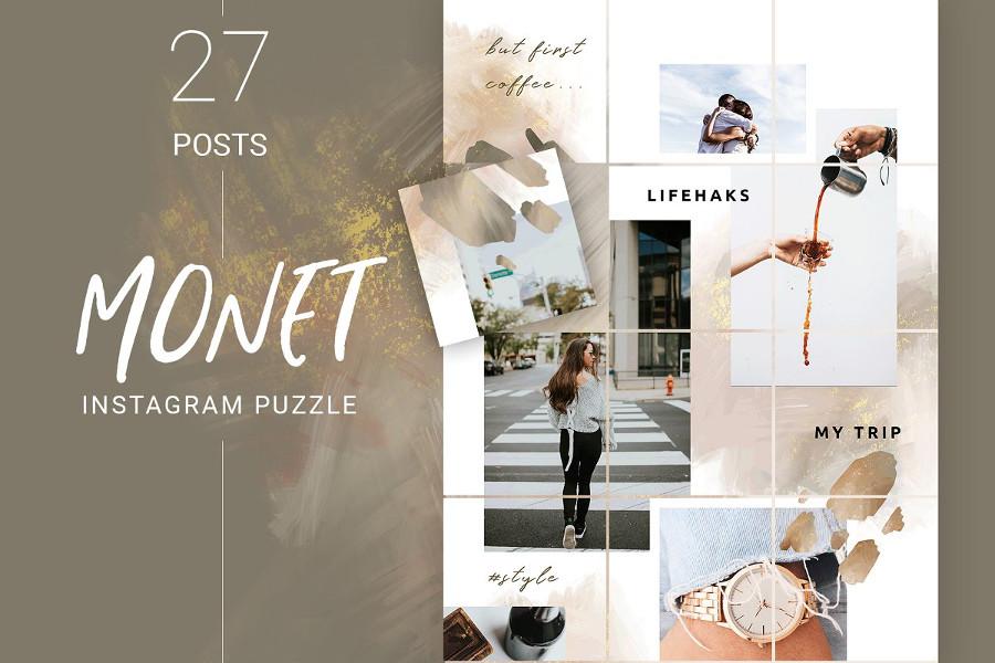Top 12 Instagram Puzzle Templates for 2019   CSForm